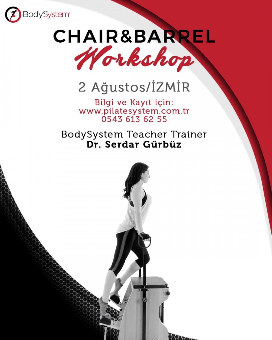 CHAİR & BARREL WORKSHOP